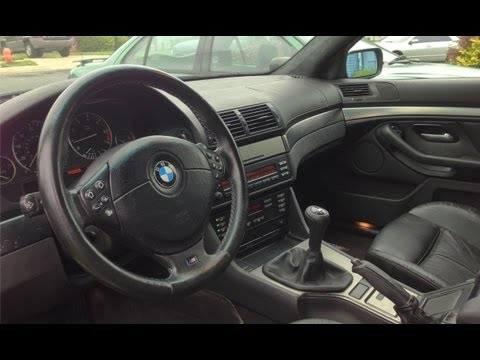 BMW E39 Titan Line Trim Upgrade