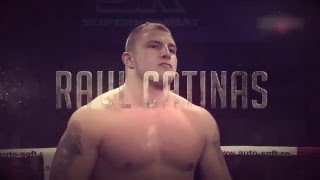 World Fighting League Heavyweight Tournament April 3rd 2016
