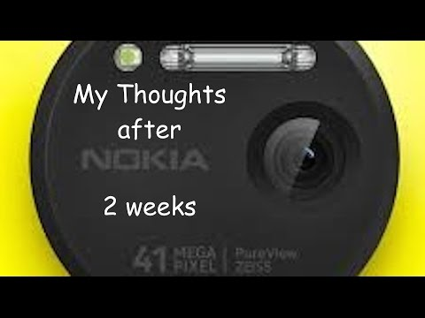 #Lumia 1020 thoughts #Connectstrial