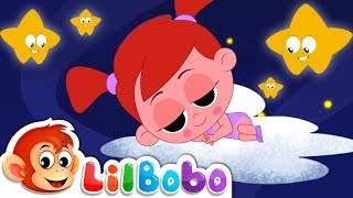 Mommy Mommy I See Stars - Little BoBo Nursery Rhymes | Twinkle Twinkle | FlickBox Kids Song