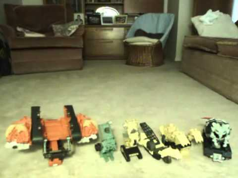 Transformers 2 Stop Motion