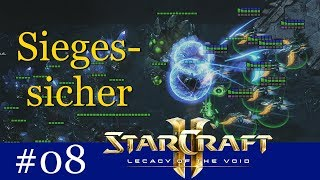 Siegessicher - Starcraft 2 Challenge: In 30 Folgen in die Masterleague #08 [Deutsch | German]