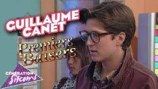 Guillaume Canet dans Premiers baisers [Sitcom AB]