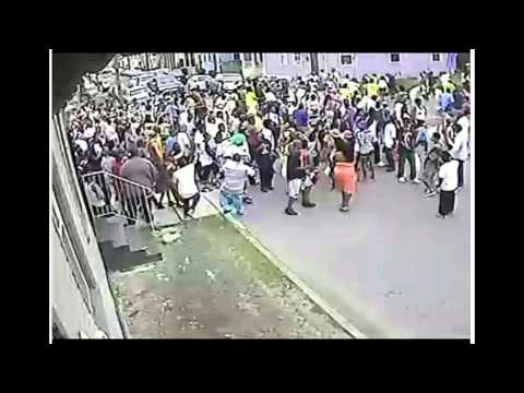 Shootings at Mother's Day second line in 7th Ward