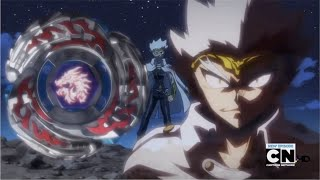 Beyblade Metal Fury - Episode 4 - L-Drago Destructor (English Dubbed)