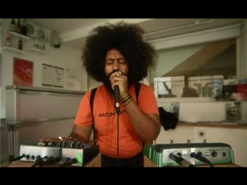 Reggie Watts 05/08/2009 'Sugar Got It Going On'