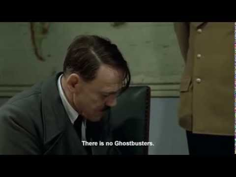 Hitler finds out Sigourney Weaver is doing a nude scene