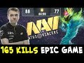Crystallize in EPIC 165 kills game — can you carry team ALONE?
