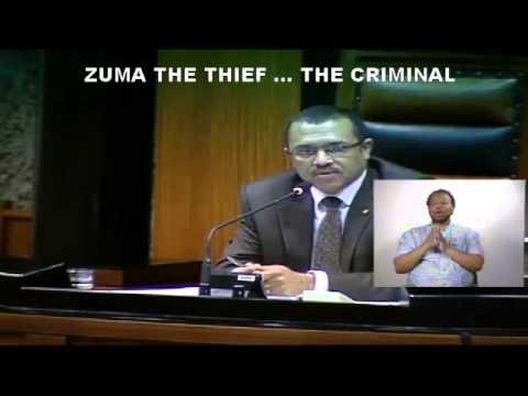 Jacob Zuma VS EFF 2015