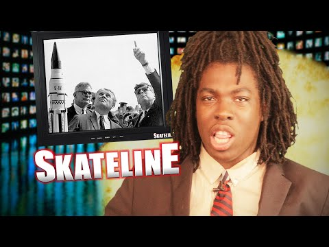 SKATELINE - Sebo Walker, Austyn Gillette, Eric Koston, Chronicles 3, Lexus Hoverboard & More