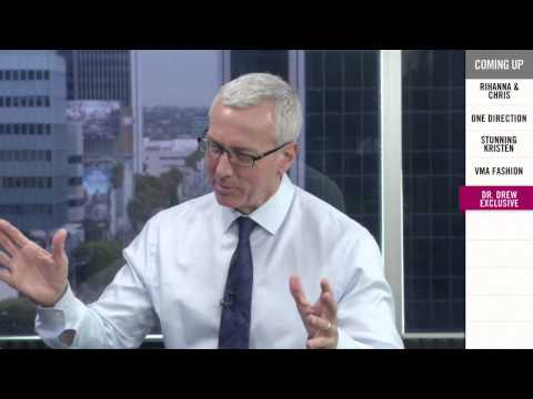0 Dr. Drew Exclusive   The Daily Buzz September 7, 2012