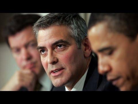 George Clooney: Kim Jong Un can't control us