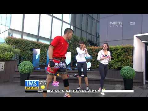 IMS - Talkshow Olahraga Muay Thai Bersama Fanny Ghassani