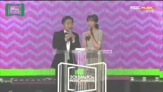[SUB ENG] Seungri (Bigbang Speech) - Netizen Choice Melon Music Award (MMA) 151107#Everything