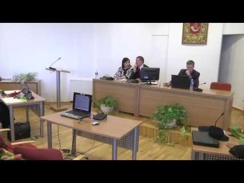 TVK tiesiogiai . 2015-04-22 Tauragės rajono savivaldybės tarybos posėdis