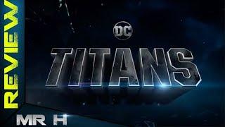 DC's TITANS Official Trailer REVIEW DISCUSSION
