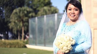 Beautiful wedding Malaysia : Salihin + Raihana = Reception