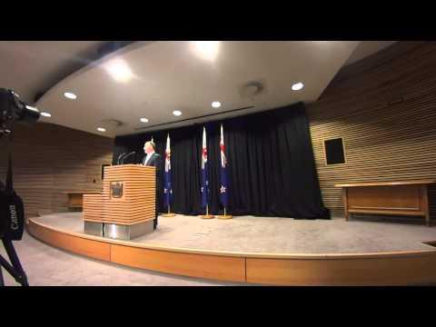 Prime Minister John Key. Post Cabinet Press Conference 17/08. P.2