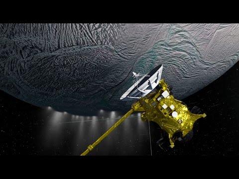 Deep  Dive into Enceladus Plume