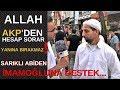 Cumhurbaşkanı HIRSIZLAR Dedi Vatandaş NE Diyor... 23 Haziran İstanbul'u KİM ALIR ?