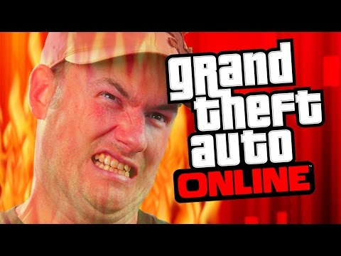 THE RAGE IS REAL! (NEW ADVERSARY MODES! - GTA 5 Online)