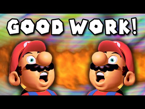 Mario 64 HACKED - Part 22 (GOOD WORK!)