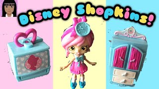 Shopkins | DIsney Happy places Cinderella theme pack | KCovers & Reviews