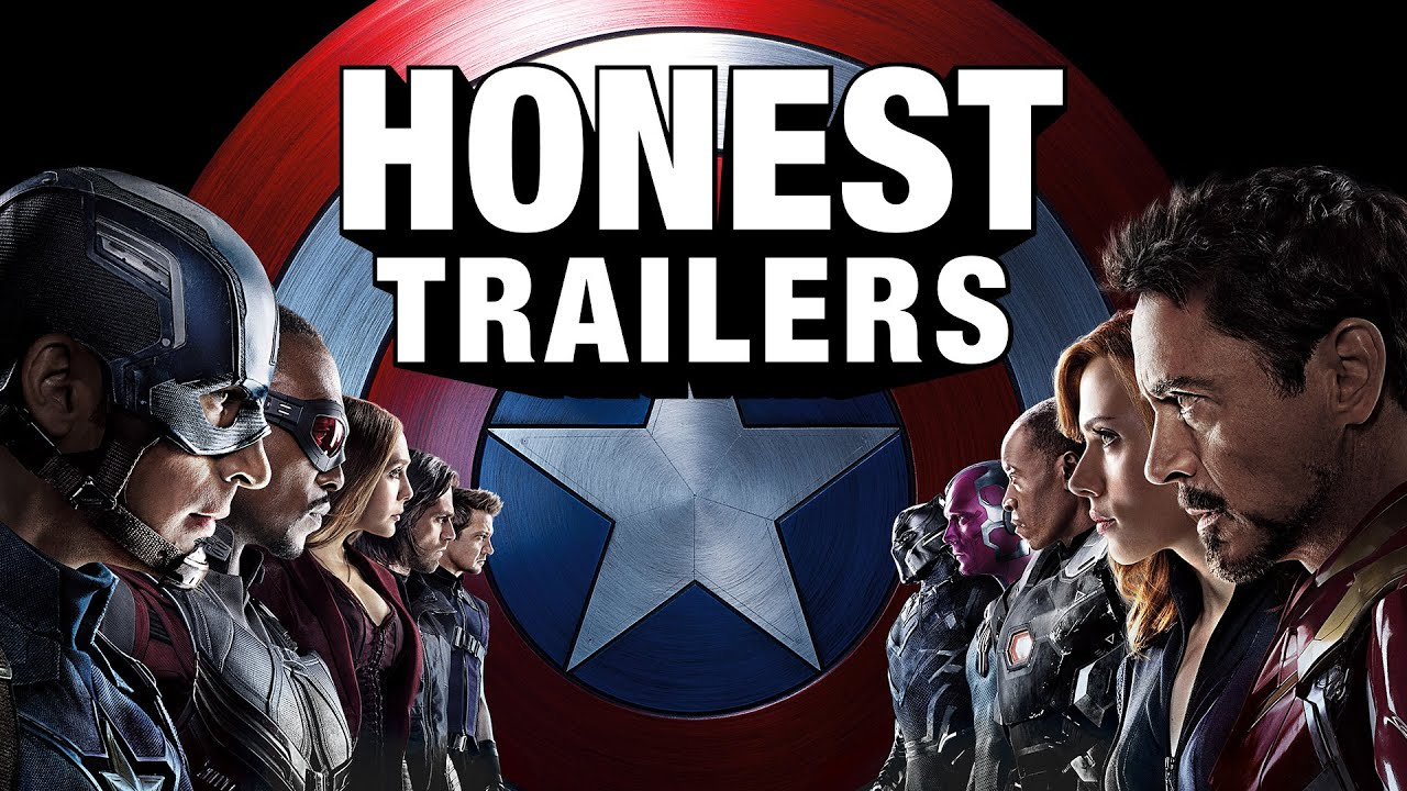 [Strap In For The Honest Trailer Of Civil War] Video