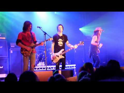 Skid Row - 18 and Life (Live - Hard Rock Hell, Prestatyn, Dec 2010) [HD]