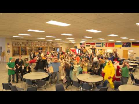 Harlem Shake West Holmes High School