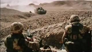 Sex Change Soldier Part 1 - Music by Paul Hartnoll (ORBITAL)