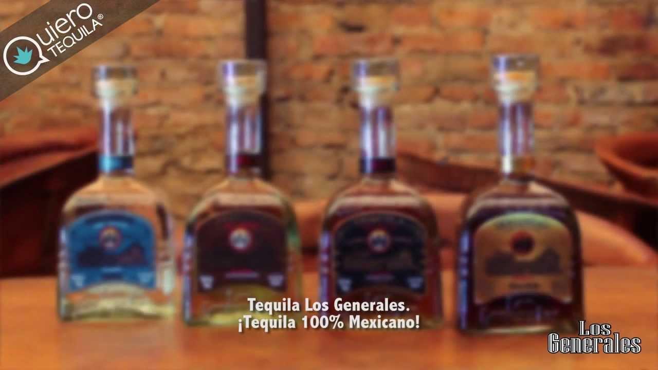 Tequila Los Tequila Los Generales |