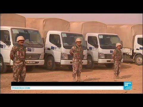 Jordan: Car bomb kills Jordanian troops on Syrian border