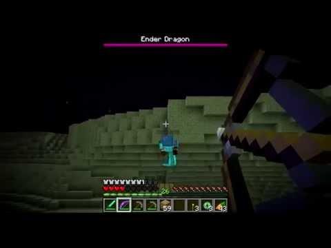 הרפתקאות מיינקראפט פרק 7:פותחים לדרקון ת'צורה!