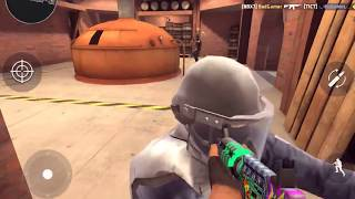M4 - Critical OPS   IOS / Android Gameplay Video   COPS