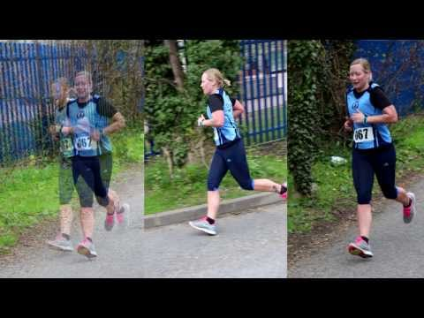 Monmouth Kymin Dash 2013 Finish Photos & Prize giving