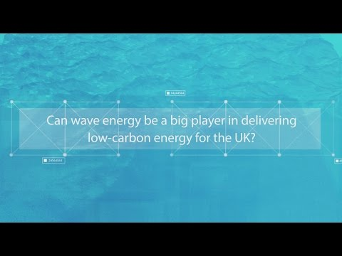 Wave Insight - Can wave energy be a big player in delivering low carbon energy for the UK?