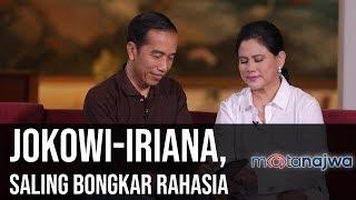 Rahasia Keluarga Jokowi: Jokowi-Iriana, Saling Bongkar Rahasia (Part 3)   Mata Najwa