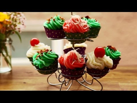Cupcake Recipes   How To Make Meatloaf Cupcakes