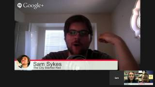 Epic Fantasy Beginnings and Endings with Brian McClellan and Sam Sykes