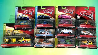 Disney cars Diecast thomasville tribute cal weathers lightning mcqueen cars 3 haulers