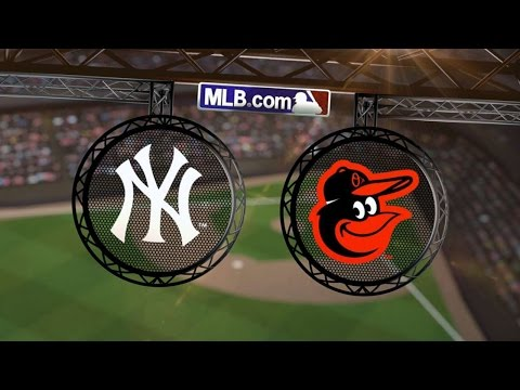 9/12/14: Norris dominates as Orioles win Game 2