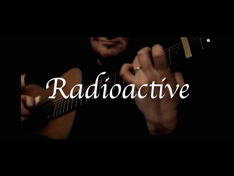 Radioactive (Imagine Dragons) - Fingerstyle Guitar