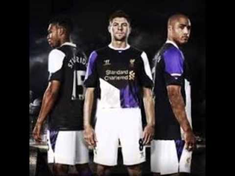 new offical liverpool 2013/14 strips