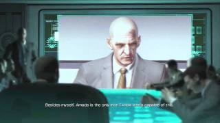 Binary Domain - Assassination Attempt Cinematic