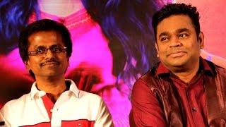 Celebrities speech at Kanithan Audio Launch