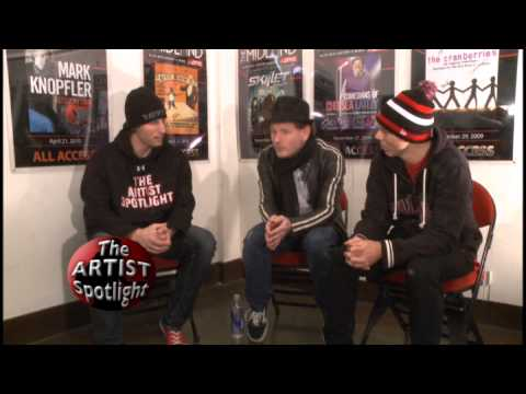 Stone Sour Corey Taylor Interview Part 1 on The Artist Spotlight w/Dylan Schoonover TAS!