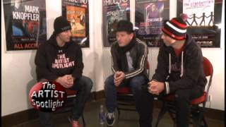 STONE SOUR Corey Taylor Interviewed On The Artist Spotlight Part 1