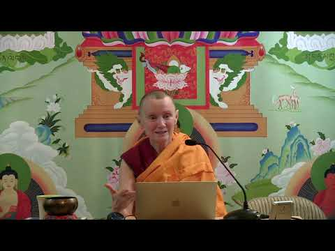 67 Approaching the Buddhist Path Review of Chapter 9 12-20-19