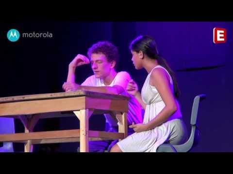 Obras de Teatro para Evangelizar - Taller De Teatro Para Adolescentes - Muestra 27-02-2016 - Escuela